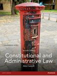 Picture of Constitutional and Administrative Law Mylawchamber Premium P