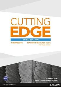 Picture of Cutting Edge Intermediate Third Edition Teacher's Book and Teacher's Resource Disk Pack 3ed