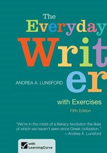 Picture of Everyday Writer with Exercises
