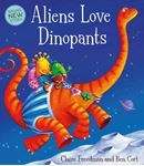 Picture of Aliens Love Dinopants