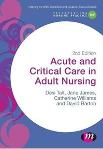 Picture of Acute and Critical Care in Adult Nursing 2ed
