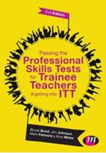 Picture of Passing The Professional Skills Tests For Trainee Teachers And Getting Into ITT 2ed