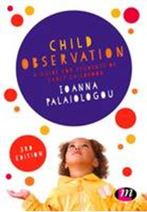 Picture of Child Observation For The Early Years 3ed