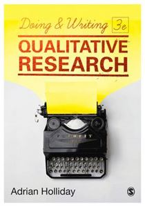 Picture of Doing & Writing Qualitative Research 3ed