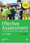 Picture of Effective Assessment in the Early Years Foundation Stage 2ed