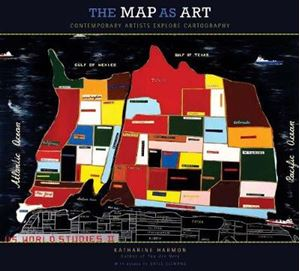 Picture of Map as Art