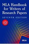 Picture of MLA Handbook for Writers of Research Papers 7ed