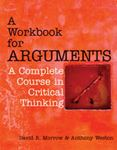 Picture of Workbook for Arguments: A Complete Course in Critical Thinking