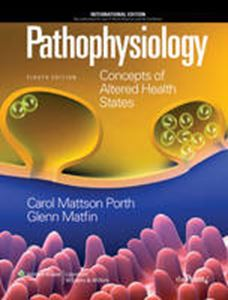 Picture of Pathophysiology: Concepts of Altered Health States 8ed