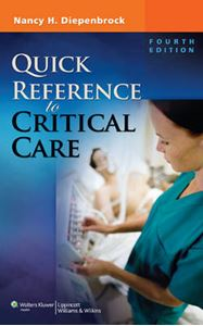 Picture of Quick Reference To Critical Care