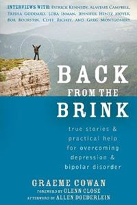 Picture of Back from the Brink:True Stories and Practical Help for Overcoming Depression and Bipolar Disorder