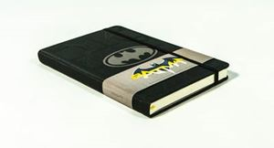 Picture of Batman Ruled Journal