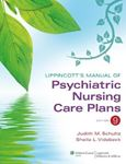 Picture of Lippincott's Manual of Psychiatric Nursing Care Plans 9ed