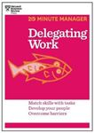 Picture of Delegating Work (20-Minute Manager Series)