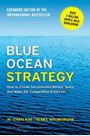 Picture of Blue Ocean Strategy, How to Create Uncontested Market Space and make the Competition Irrelevant Expanded Edition