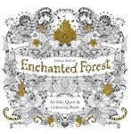 Picture of Enchanted Forest: An Inky Quest and Colouring Book