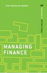 Picture of Managing Finance