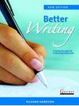 Picture of Better Writing