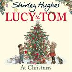 Picture of Lucy and Tom at Christmas