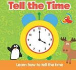Picture of Tell the Time Book & Jigsaw Set
