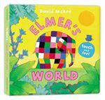 Picture of Elmer's Touch and Feel World