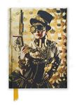 Picture of Steampunk Lady (Foiled Journal)