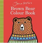 Picture of Jane Foster's Brown Bear Colour Book
