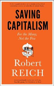 Picture of Saving Capitalism: For the Many, Not the Few