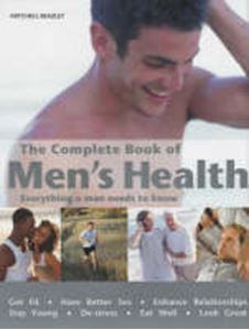 Picture of Complete Book of Mens Health