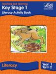 Picture of Literacy Activity Book Key Stage 1 Year 2 Term 2