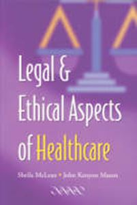 Picture of Legal and Ethical Aspects of Healthcare