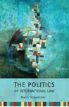 Picture of Politics of International Law