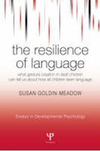 Picture of Resilience of Language, The