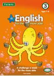 Picture of English for the more able book 3 (age 7-8)