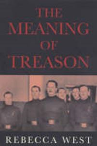 Picture of Meaning of Treason