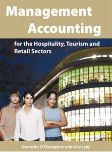 Picture of Management Accounting for the Hospitality, Tourism and Retail Sectors