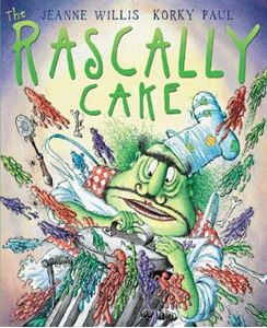 Picture of Rascally Cake