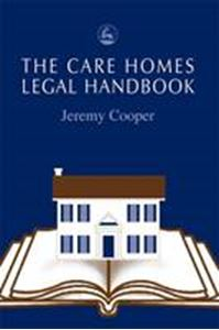 Picture of Care Homes Legal Handbook