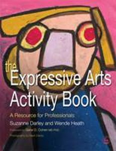 Picture of Expressive Arts Activity Book