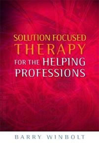 Picture of Solution Focused Therapy for the Helping Professions