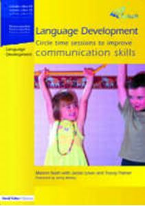 Picture of Language Development : Circle Time Sessions to Improve Communication S