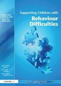 Picture of Supporting Children with Behaviour Difficulties