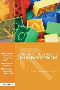 Picture of Working Together in Children's Services