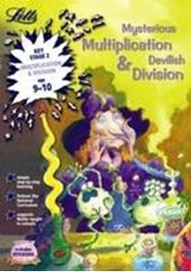 Picture of Mysterious Multiplication & Devilish Division Key Stage 2 Age 9-10