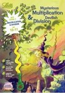 Picture of Mysterious Multiplication & Devilish Division KS2 10-11