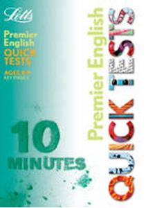Picture of Premier English Quick 10 Minutes Tests Ages 8-9