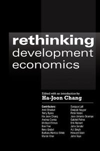 Picture of Rethinking Development Economics