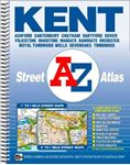 Picture of Kent A-Z Street Atlas