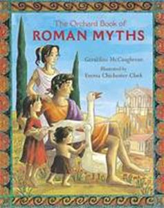 Picture of Orchard book of Roman Myths