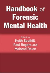 Picture of Handbook of Forensic Mental Health